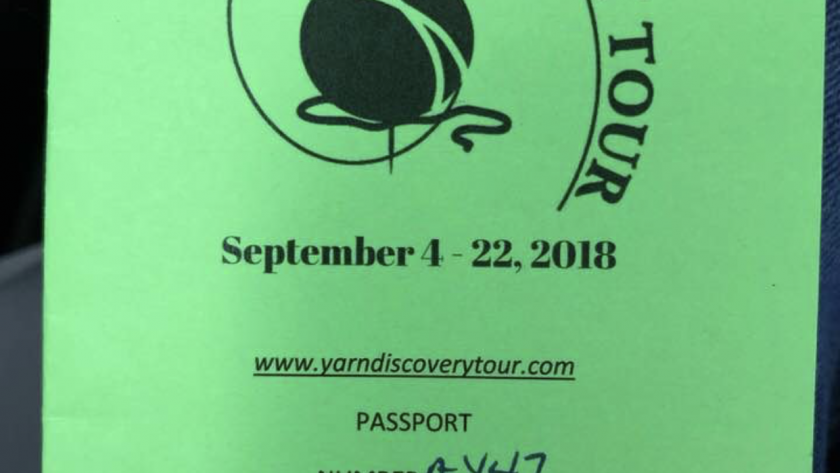 Yarn Discovery Tour