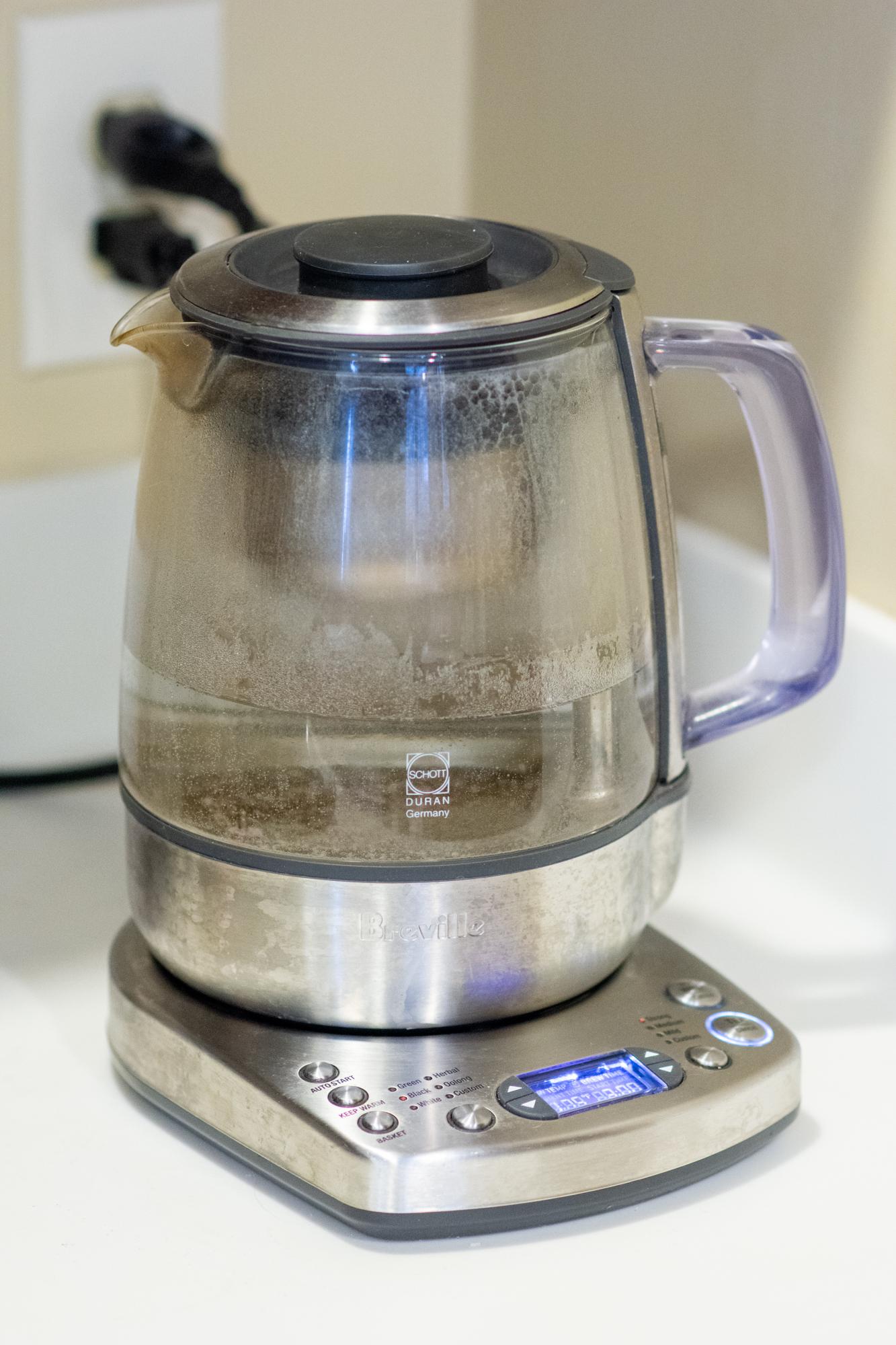Fancy Tea Maker